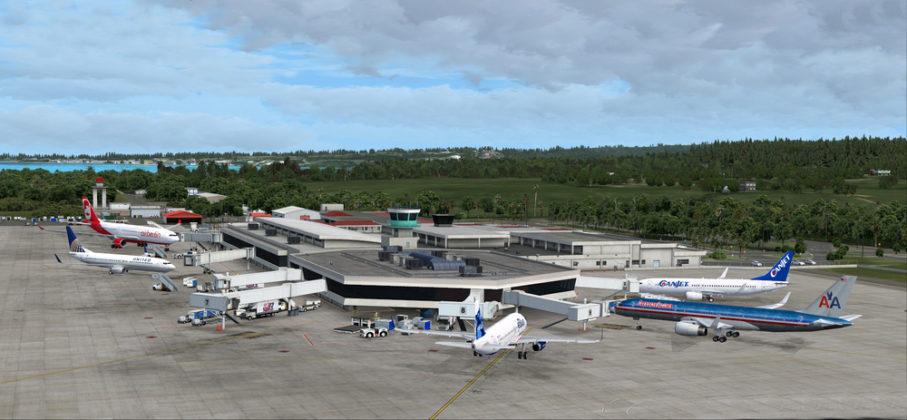 puerto plata POP airport