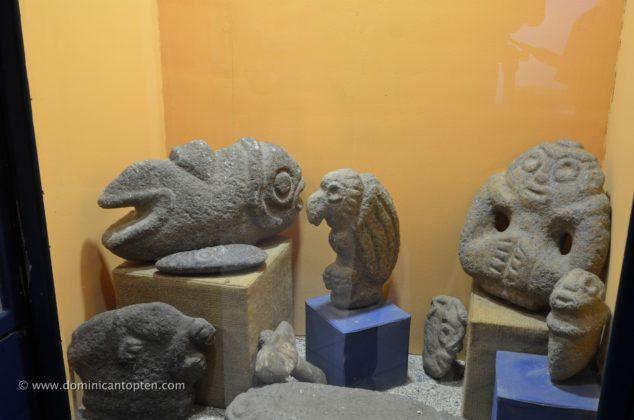 Taino stone artifacts