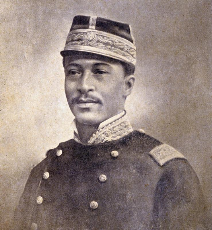 General Gregorio Luperon