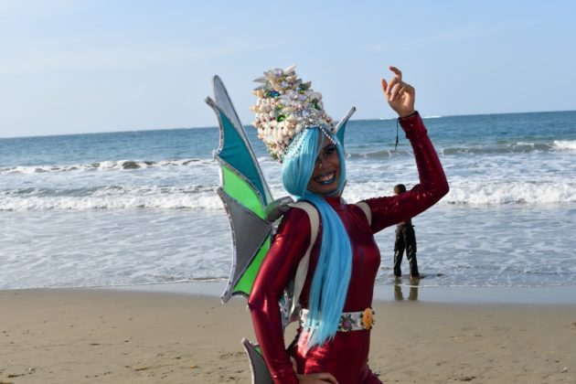 sea maiden costume