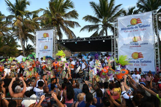 Carnival in Cabarete