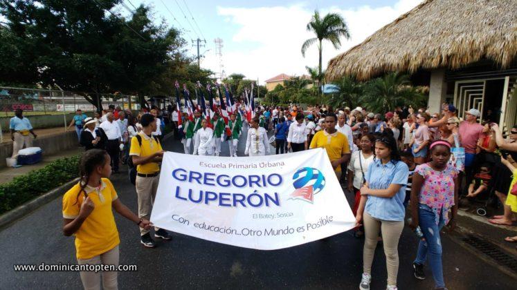 gregorio luperon school students