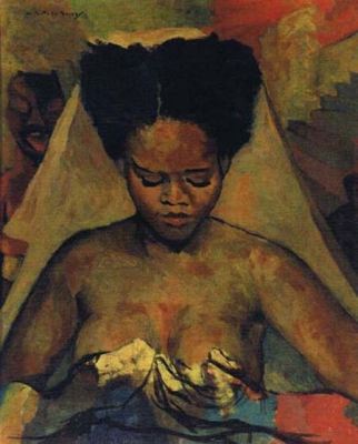 woman, by Jaime Colson
