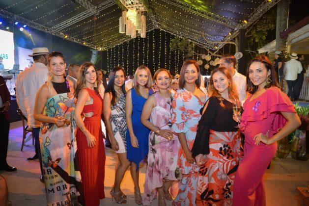 women posing