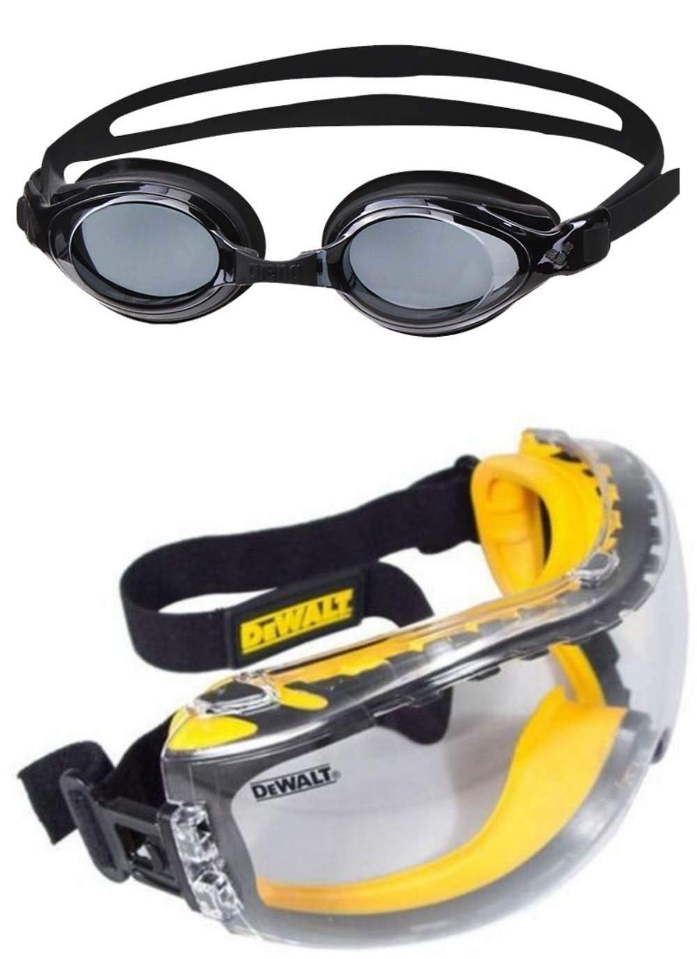 PPE glasses for Coronavirus protection