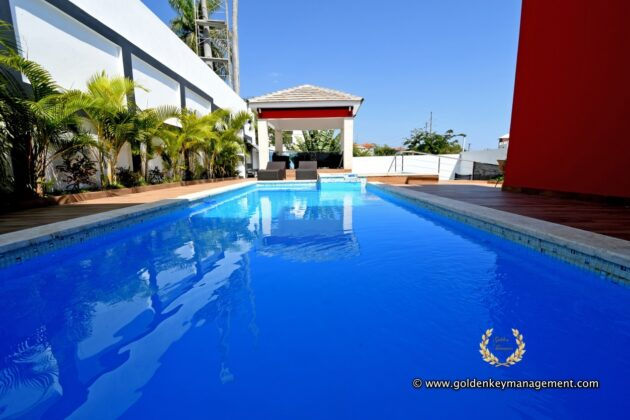 Puerto Plata ocean view house pool