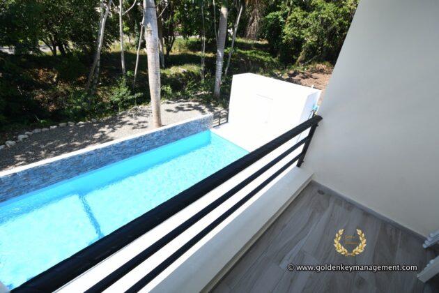 Puerto Plata Chalet Home balcony