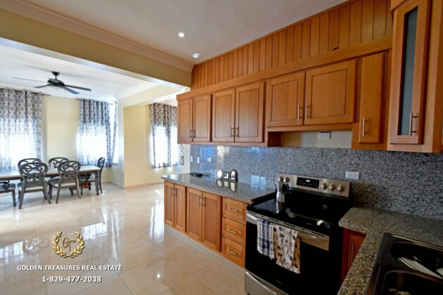 View of Kitchen Puerto Plata Home