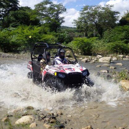 ATV tours in Damajagua