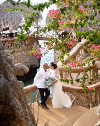wedding at Fricolandia Puerto Plata