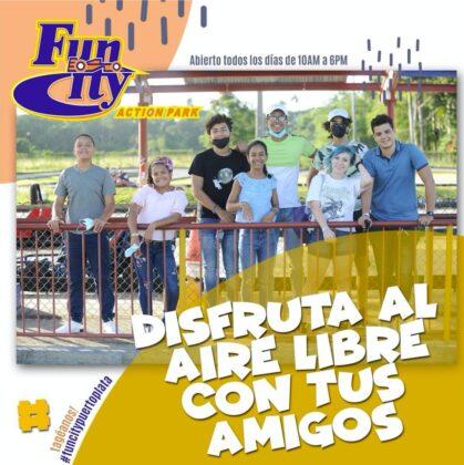 Funcity poster