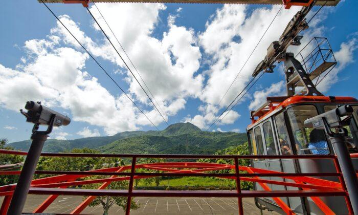 Puerto Plata Cable Car