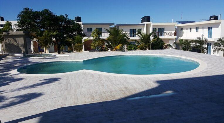 Ensenada resort