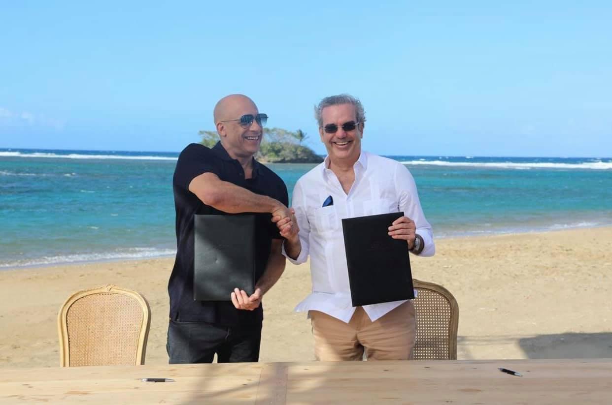 Vin Diesel Bergantin project